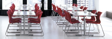 office dining table. Transform Your Lunch Or Meeting Room From Shabby To Chic With Office Dining Table Options Teknion. S