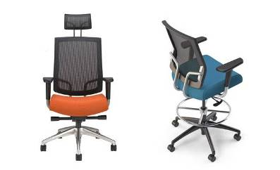 Desk and Task Chairs